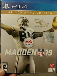 EA Sports Madden NFL 19 limited edition PS4 game  Canyon, 79015