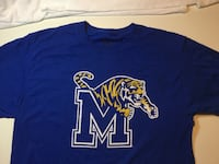 Memphis Tigers Shirt Little Rock