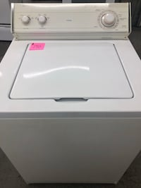heavy duty Whirlpool washer 6 cycles Warren, 48089