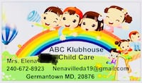 Childcare Germantown
