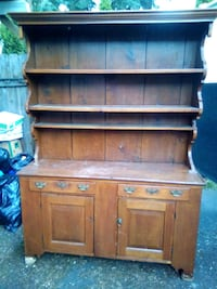 Antique plate hutch.. Tualatin, 97062