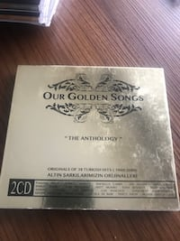 Our Golden Songs 2 CD The Anthology