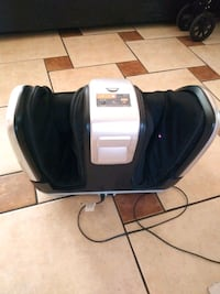 IN VERY GOOD CONDITION PRO MASSAGE FOOT,VIBRATION DIFERENT SPEED