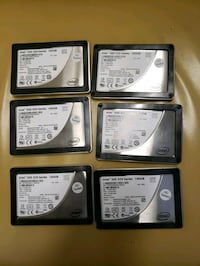 "Lot of 20 Used Intel SSD 320 Series 160GB 2.5"" 3.0 Capitol Heights, 20743"