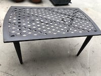 Stylish Outdoor Coffee Table Alhambra