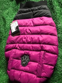 Medium dog coat