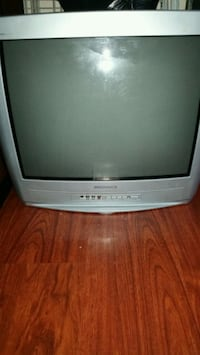 Old reliable box tv