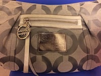 Silver Coach Bag Fairfax, 22031