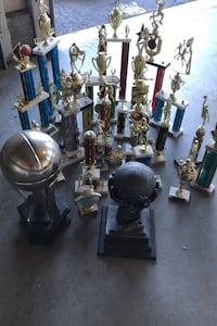 All kinds of sports trophies just change the name tag Randallstown, 21133