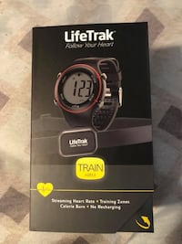 LifeTrak watch  London, N5W 4P7