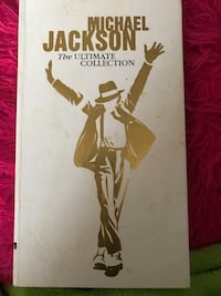 Michael Jackson ultimate cd collection need to be gone today ASAP  Virginia Beach, 23452