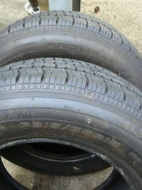 215 65 15 Radial Tires (Pair) Fort Valley, 31030