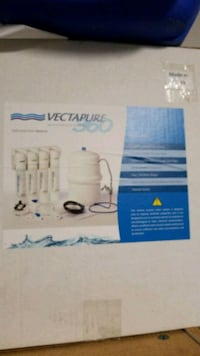 Brand new Vector pure 360 Reverse Osmosis System Sarasota, 34243