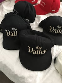 The Valley Snapback Hats from LA Vancouver, V6B