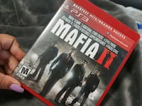 Sony PS3 Mafia 2 case Calgary, T2Z 0A2