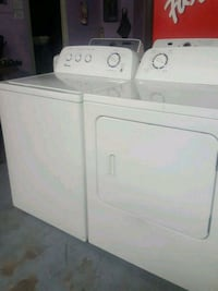 Amana  washer and dryer set  Nashville, 37211