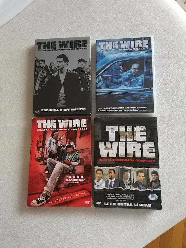 The Wire - serie DVD