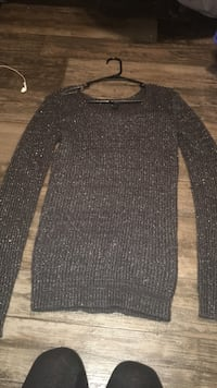 gray sweater // rue 21 Conway, 29527