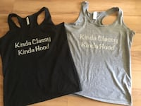 Custom made tank tops. Made to order  Langley, V2Y 1H9