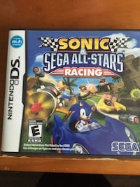 Sonic and sega all starts racing Windsor, N8T 2T5