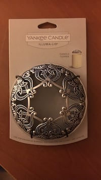 Candle lid never used still in package  Oakville, L6M 2Z5