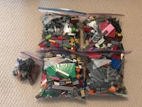 Assorted LEGO pieces Vaughan, L6A 0W2