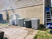 Condensors and Heatpumps