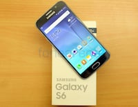 Samsung Galaxy S6 Unlocked With All Accessories (Fix Price) . Calgary