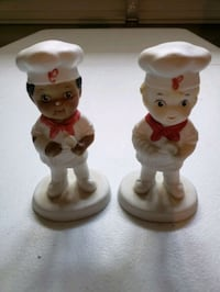 1993 Campbell's Soup Company Chef figurines  Gresham, 97030