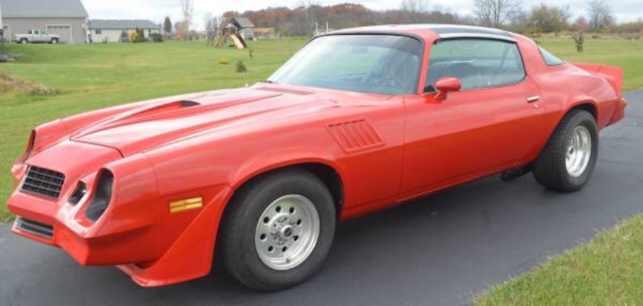 Webb Chevrolet >> Used 1979 Z28 Camaro - Reduced!!! Spring Special in Waynesville