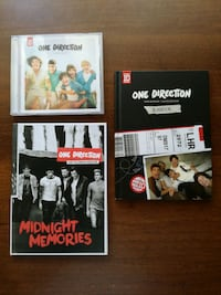 Tre CD One Direction Vigevano, 27029