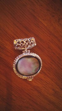 silver-colored pendant Beverly, 26253
