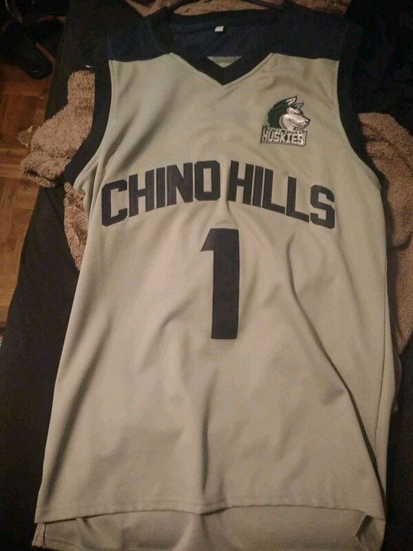 sale retailer 6813c a7103 Lamelo Ball Chino Hills Jersey