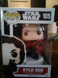 Pop ! Star Wars Han Solo vinyl figure Los Angeles, 90001