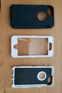 two white and blue iPhone cases Campbell, 95008
