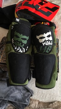 Kali Mountain Bike Shin Pads  Chantilly, 20151
