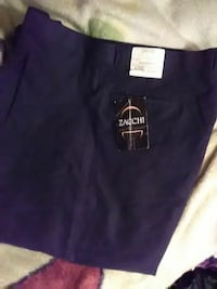 Used Brand new. Never warn. Mens dress pants by. Zacchi for sale in ... be22b0165