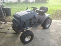 black and gray ride on mower Lehigh Acres, 33936
