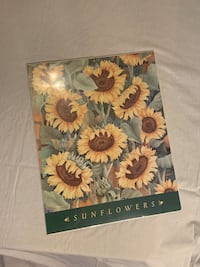 Sunflower Wall decoration