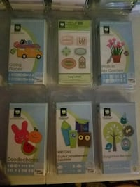 Cricut Cartridges New  $20 each Peru