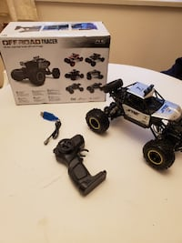 off road remote control truck