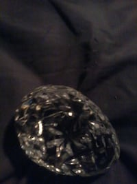 it is a glass egg crystal Jackson, 39209