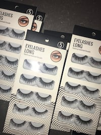 Fresh New Eyelashes! Never been opened. Toronto, M2R 1N1
