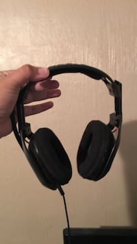 Astro a50 , works perfect comes with amp box and cords