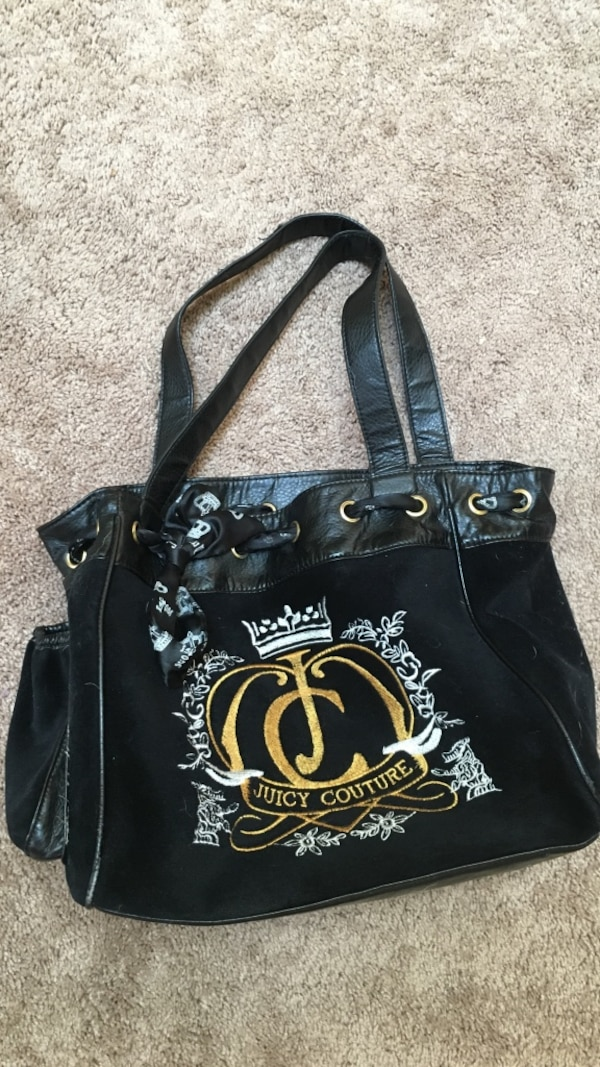 4287cd8b9565 Used Juicy couture purse for sale in Downers Grove - letgo