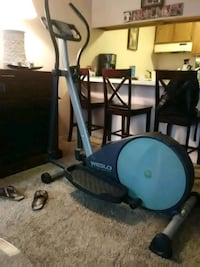 blue and black exercise equipment Findlay, 45840