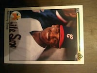 Upper Deck Sammy Sosa rookie card Fairfax, 22032