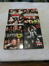 Wwe mixed wrestling dvds Hedgesville