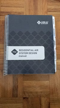 HRAI Residential Air System Design Vaughan