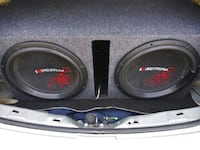 2 Soundstream 15in subs w\ brand new box Evansville